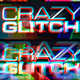 Crazy Glitch Logo Reveal - VideoHive Item for Sale