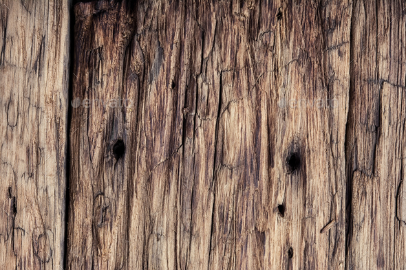 Vintage Old Wood Texture Stock Photo By