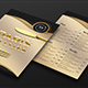 Luxury Restaurant Menu - GraphicRiver Item for Sale