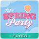 Easter and Spring Flyer - GraphicRiver Item for Sale