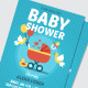 Baby Shower Flyer - GraphicRiver Item for Sale