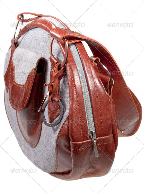 woman's bag - Stock Photo - Images
