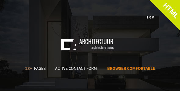 Nulled template architectuur interior design decor for Addison interior design decoration wordpress theme nulled