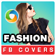 Fashion Facebook Covers - 2 Designs