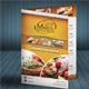 Hotel | Restaurant Menu Card 4 - GraphicRiver Item for Sale