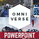Omniverse Powerpoint Template - GraphicRiver Item for Sale