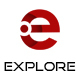 EXPLORE - One Page App Landing Template Nulled