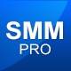 SMM Pro - Dynamic Social Media Marketing Services Script