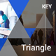 Triangle Clean Template