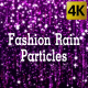 Fashion Rain Particles - VideoHive Item for Sale