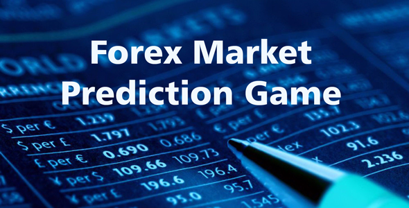 Forex Market Prediction Game Widget | WordPress Plugin - CodeCanyon Item for Sale