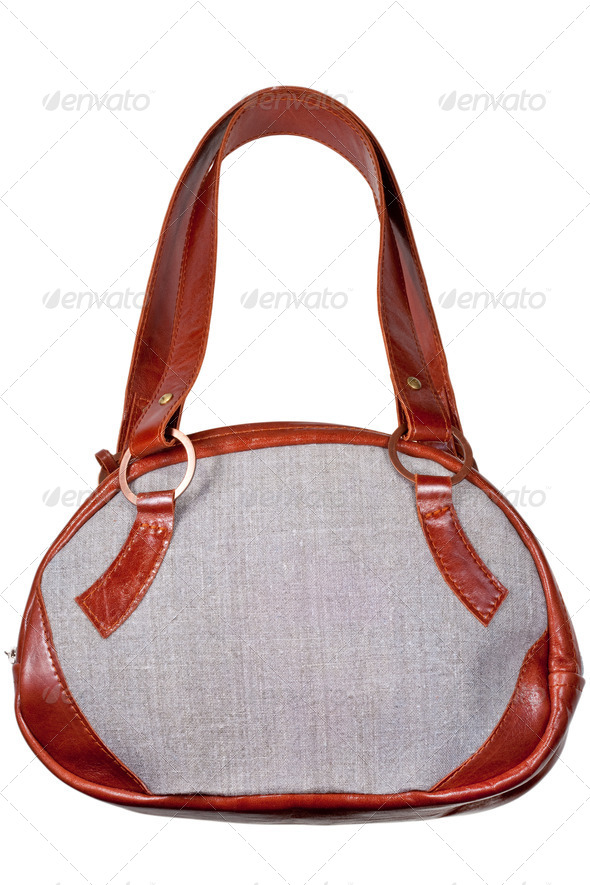 woman's handbag - Stock Photo - Images