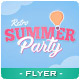 Spring and Summer Flyer - GraphicRiver Item for Sale