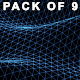 Waves Wireframe - VideoHive Item for Sale