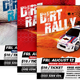 Dirt Rally Flyer - GraphicRiver Item for Sale
