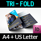 University - College Tri- Fold Brochure Template - GraphicRiver Item for Sale