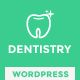 Dentistry – Dental Clinic & Dentist WordPress Theme Nulled