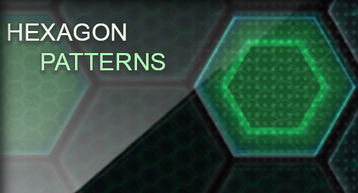 Hexagon Mesh Patterns