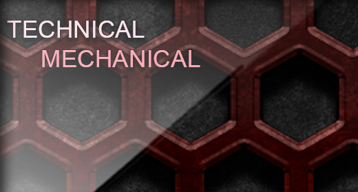 Technical Mechanical Misc Patterns