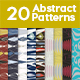 20 Seamless Abstract Patterns - GraphicRiver Item for Sale