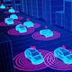 5G Autonomous Vehicles - VideoHive Item for Sale