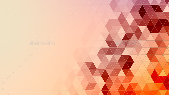 Triangles - Abstract Backgrounds