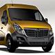 Opel Movano L4H2 Van 2016