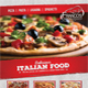 Food Flyer 13 (A5) - GraphicRiver Item for Sale
