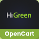 HiGreen - Multipurpose OpenCart Theme for Online Shop