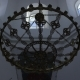 Chandelier in the Orthodox Russian Church. - VideoHive Item for Sale