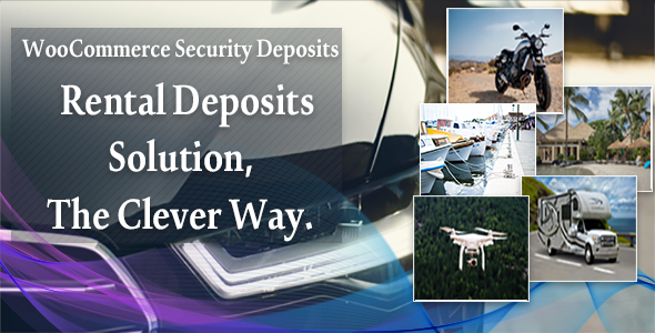 WooCommerce Security Deposits - WordPress Plugin - CodeCanyon Item for Sale