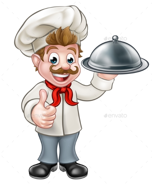 Cartoon Chef - Food Objects