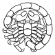 Scorpio Scorpion Astrology Horoscope Zodiac Sign