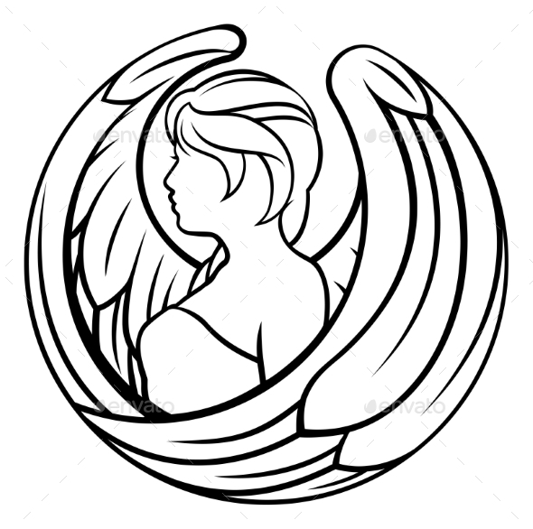 Zodiac Signs Virgo Icon - Miscellaneous Vectors