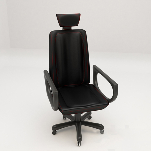 Vray Ready Revolving Chair - 3DOcean Item for Sale
