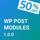 WP Post Modules for NewsPaper and Magazine Layouts - KingComposer Addon