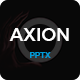 Axion Powerpoint Template - GraphicRiver Item for Sale