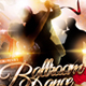 Ballroom Dance Flyer - GraphicRiver Item for Sale