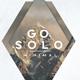 Go Solo - Minimal PSD Flyer Template
