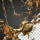 Liquid Expansion Gold - VideoHive Item for Sale