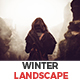 10 Winter Landscape Lightroom Presets