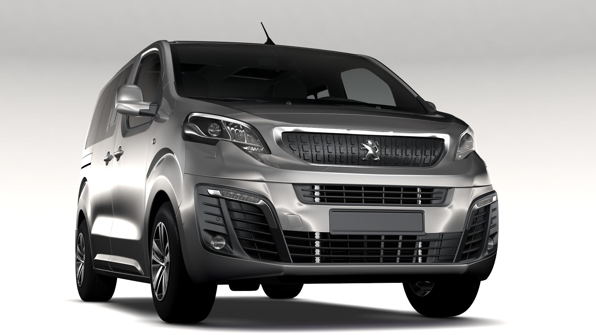 Peugeot Traveller L1 2017
