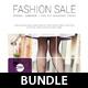Fashion Templates Bundle 3 - GraphicRiver Item for Sale