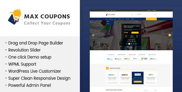 Geodeo - Coupon & Deals HTML Template - 16