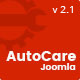 Auto Care - Joomla Template for Car Mechanic, Workshops, Auto Repair Centers - ThemeForest Item for Sale