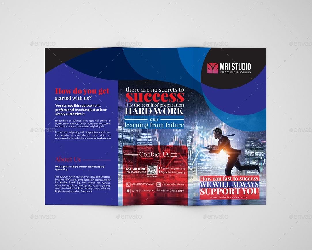 Creative Tri fold Brochure
