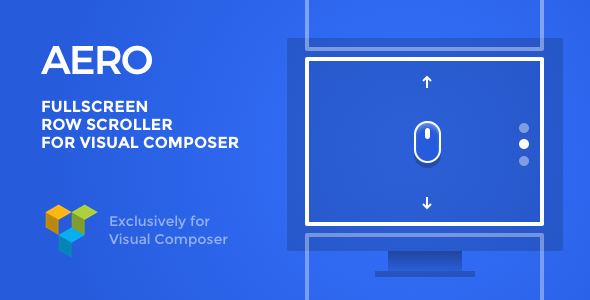 AERO – Fullscreen Scroller for Visual Composer - CodeCanyon Item for Sale