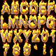 The Burning Alphabet
