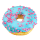 Blue donut isolated - PhotoDune Item for Sale