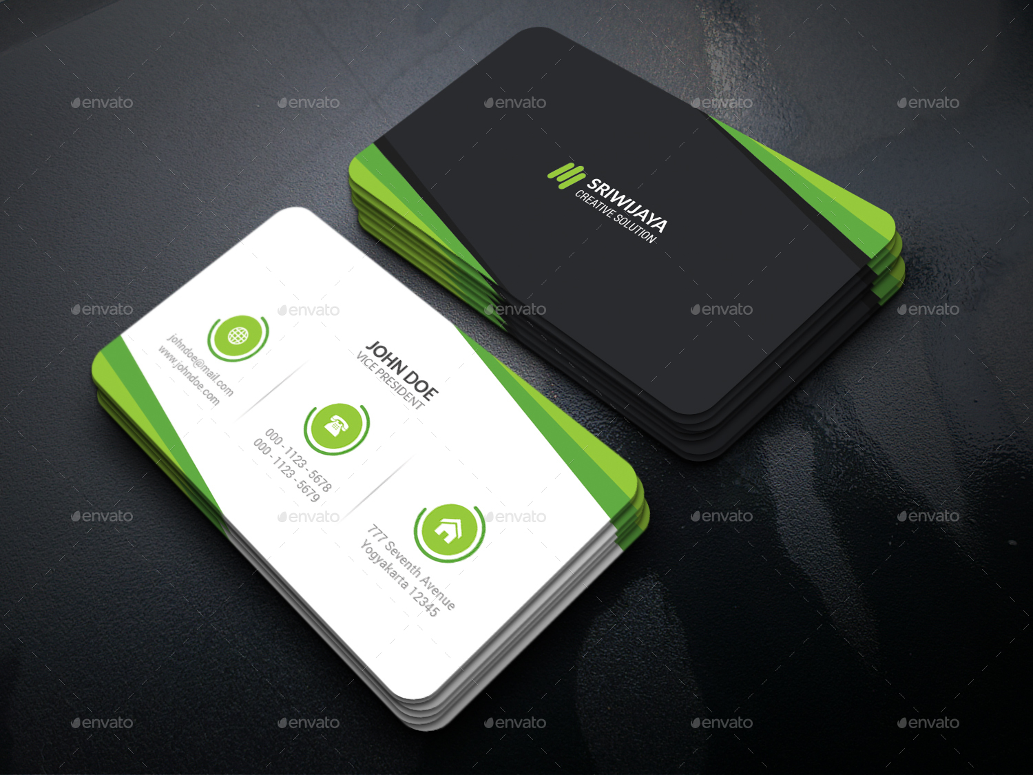 Professional business card bundle by gowes graphicriver professional business card bundle reheart Images